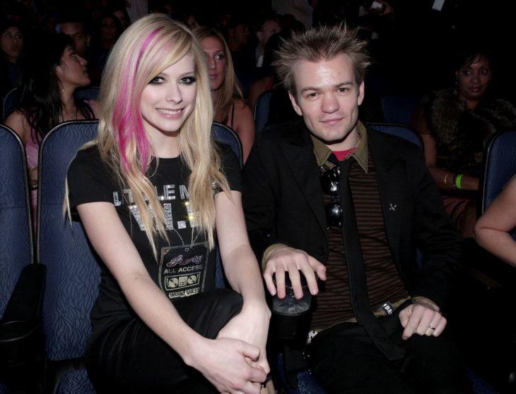 Acontecimientos de la cultura pop que sucedieron en septiembre del 2009; Avril Lavigne y Deryck Whibley