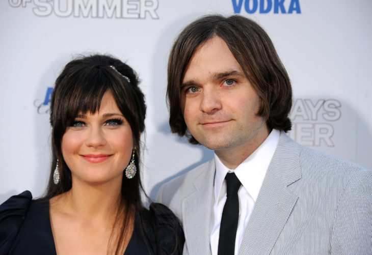 Acontecimientos de la cultura pop que sucedieron en septiembre del 2009; Zoey Deschanel y Ben Gibbards