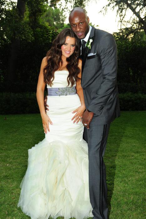 Acontecimientos de la cultura pop que sucedieron en septiembre del 2009; Khloé Kardashian se casa con Lamar Odom