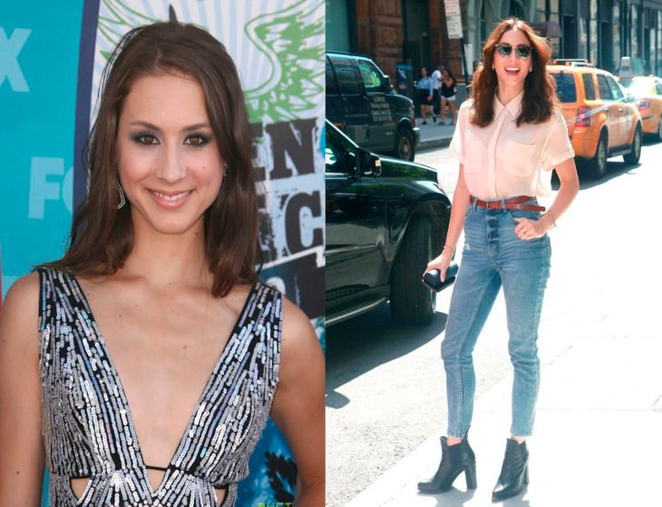 Troian Bellisario antes y después de su papel de Spencer en la serie Pretty Little Liars