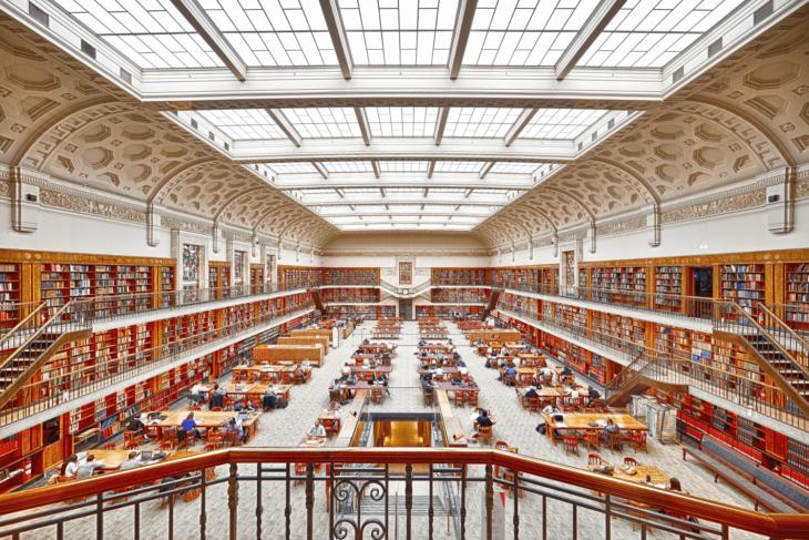 Biblioteca Mitchell en Australia