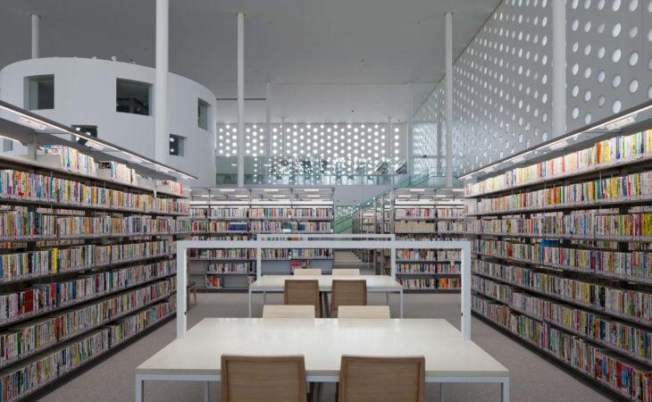 Biblioteca Kanazawa