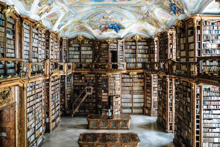 Biblioteca de la Abadía de San Florián