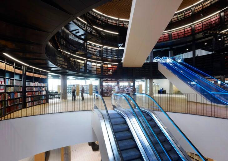 Biblioteca de Birminghamen Birmingham, Reino Unido