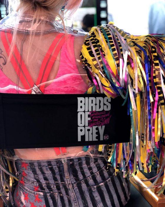 Se filtra tráiler de Birds of prey con Margot Robbie como Harley Quinn