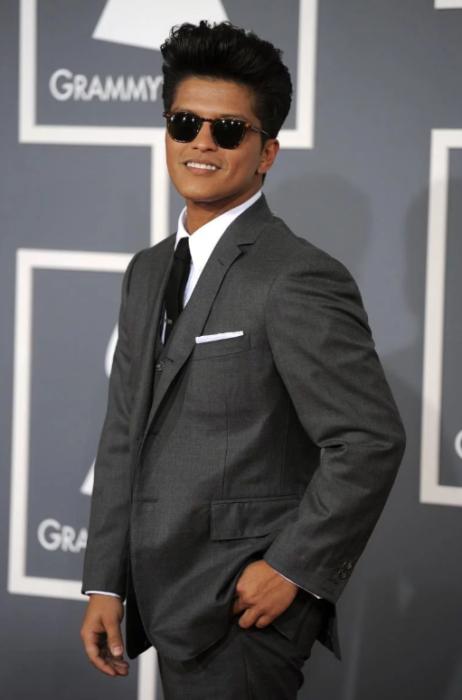 Bruno Mars chaparrito