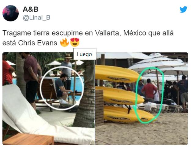 Chris Evans está en México y es embajador de la leche Lala (8)