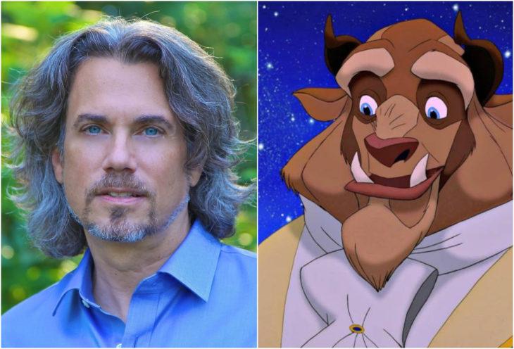 Robby Benson, Bestia, La bella y la bestia, película, Disney