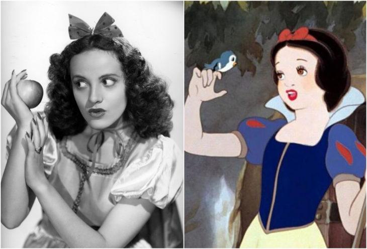Adriana Caselotti, Blancanieves, Blancanieves y lso siete enanos, película, Disney
