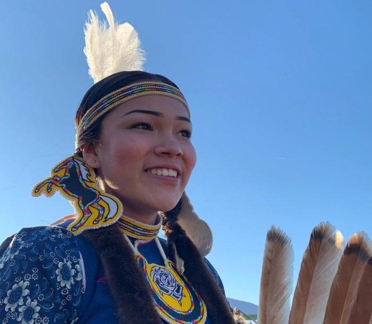 Autumn Peltier, niña indígena activista por el medio ambiente
