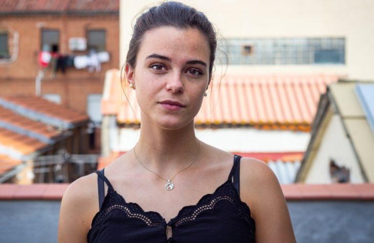 Patricia Ramos, joven activista mujer por el medio ambiente