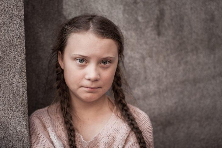 Greta Thunberg, activista por el medio ambiente