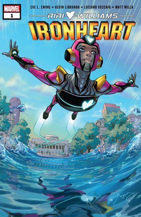Iron Man podría volver en la serie de Ironheart de Disney+; Riri Williams sucesora de Tony Stark