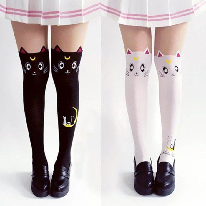 Medias de gato
