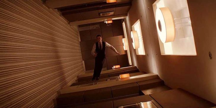 Joseph Gordon-Levit en Inception