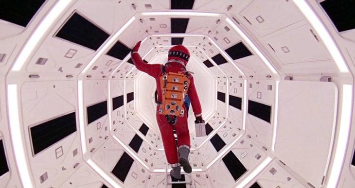 Escena de la película 2001: Odisea en el espacio