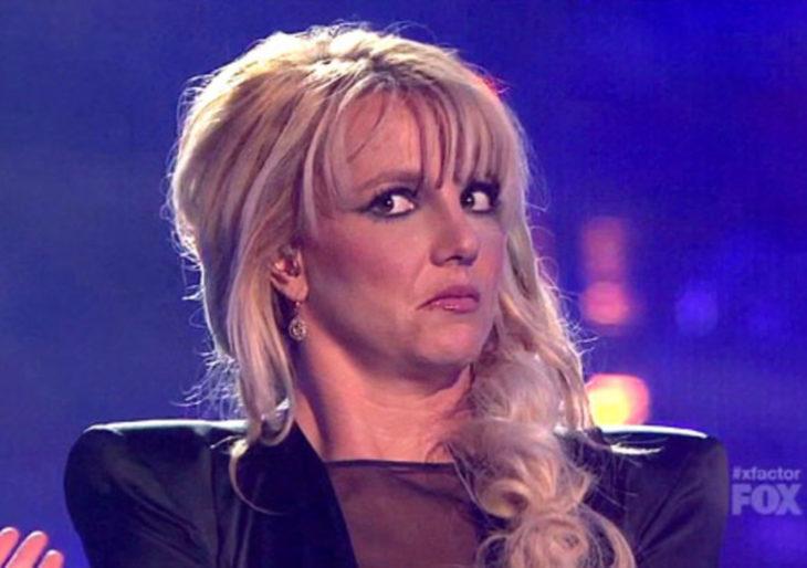 Meme de Britney Spears confundida