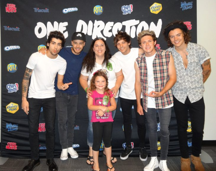 One Direction y fans