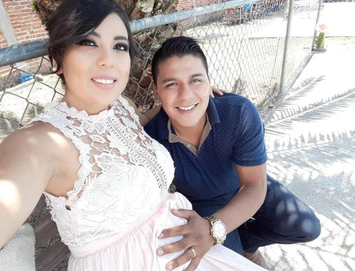 Historia de amor con final triste; chico cuenta cómo fue la vida con su novia; mujer embarazada