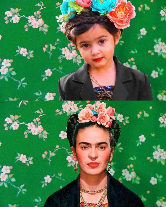 Scout Larson Frida Kahlo