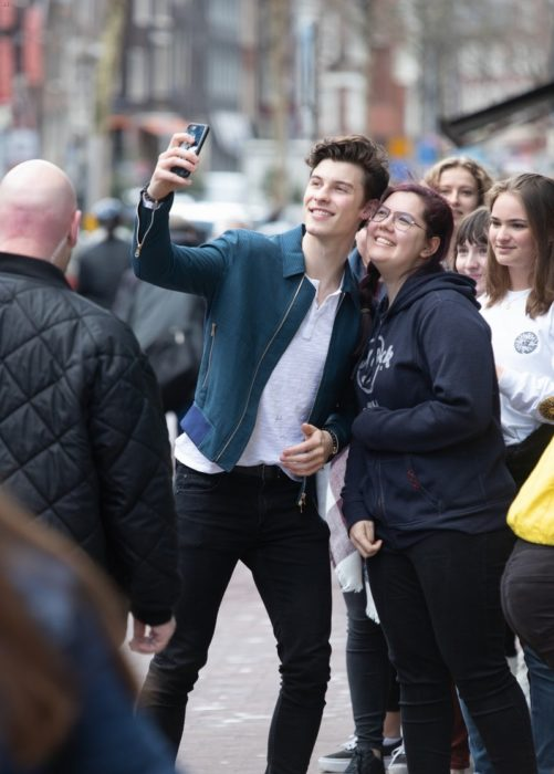 Shawn Mendes y sus fans