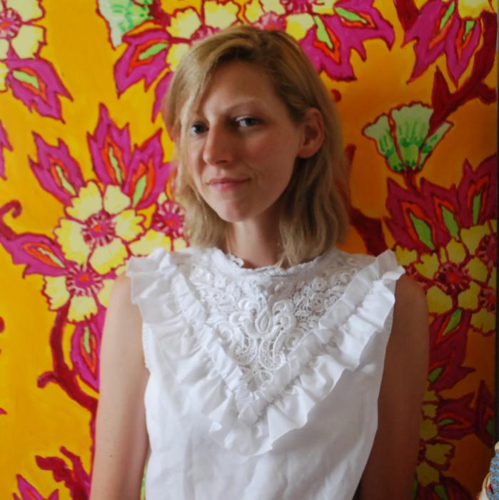 Tessa Perlow creadora de tatuajes temporales con efecto bordado