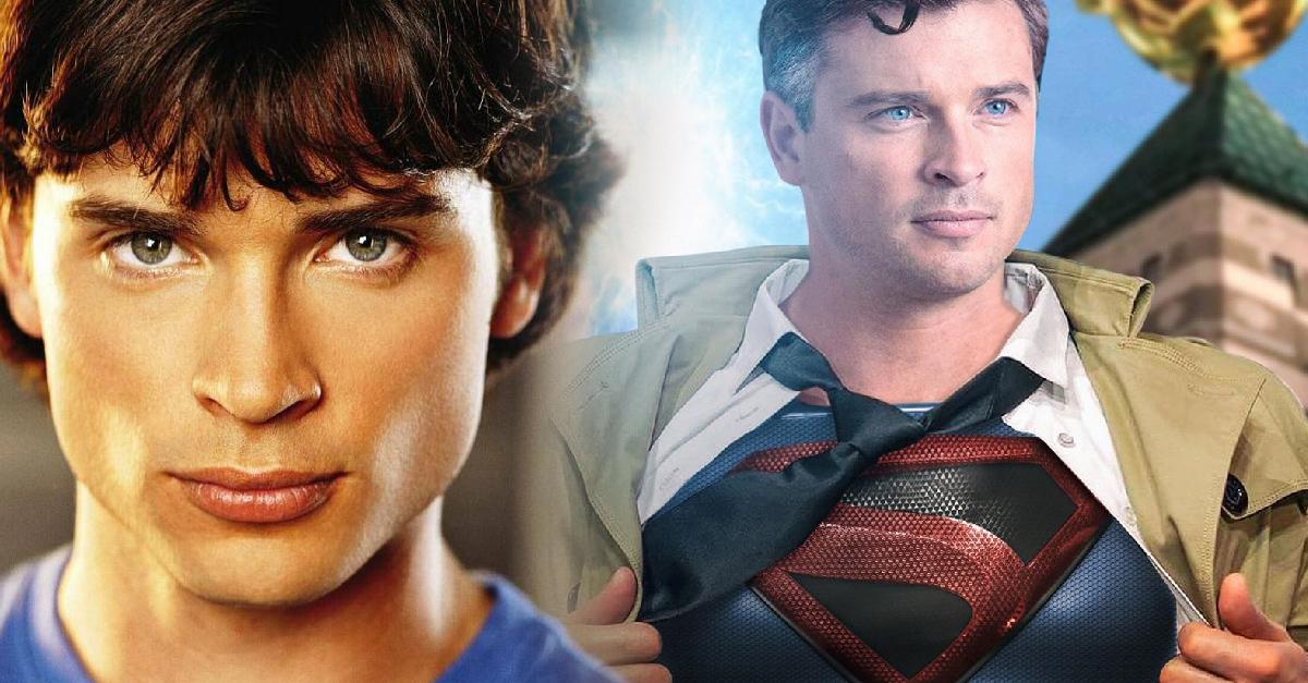 Casi diez años después de 'Smallville' Tom Welling le dará vida de nuevo a Clark kent
