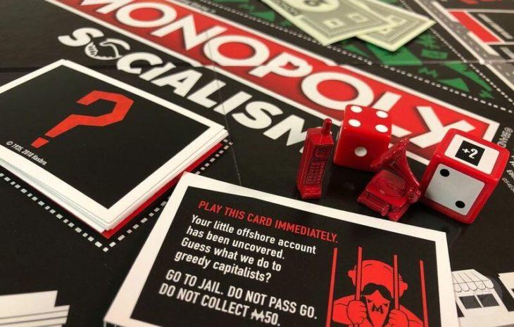 Monopoly versión socialista