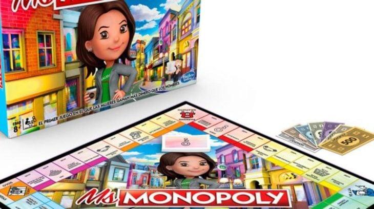 foto del juego Monopoly versión 'feminista'