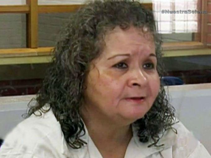 Yolanda Saldívar asesina de Selena a sus 56 años