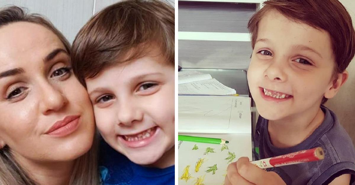 Niño con autismo domina nueve idiomas