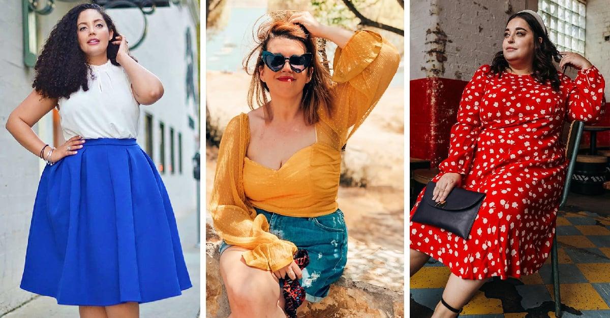 Los Mejores Atuendos De 15 Instagramers De Tallas Grandes