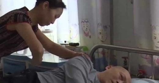 'Te amo', fueron las primeras palabras de un hombre que despertó luego de cinco años de estar en coma
