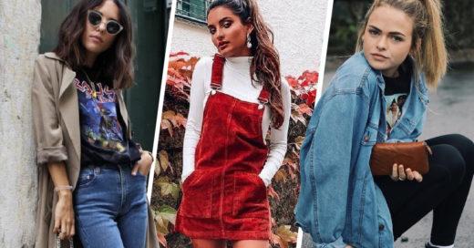 27 Outfits para despedir al verano y recibir al otoño