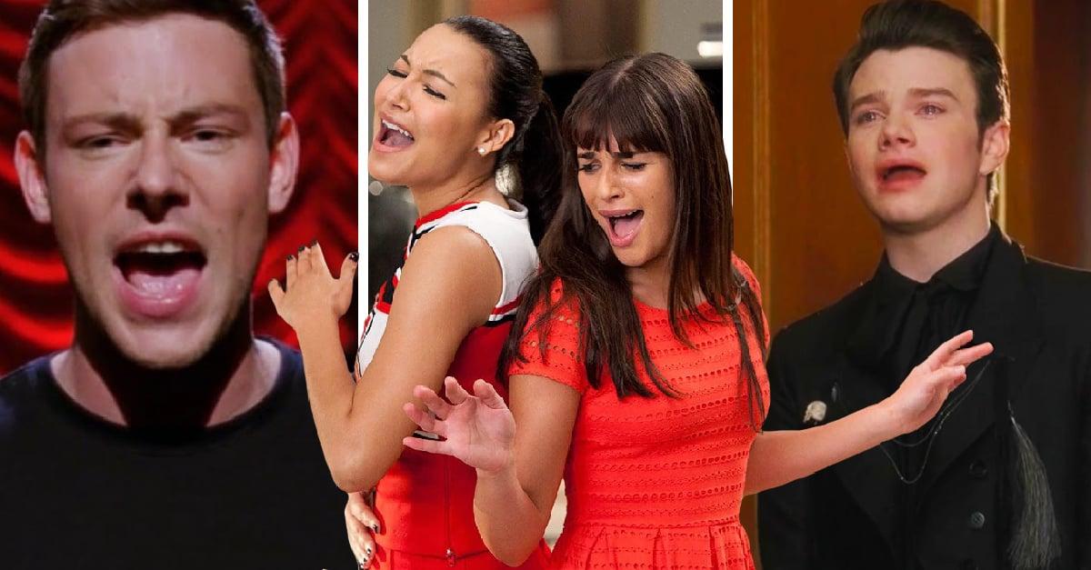 15 Covers de Glee que todas cantamos a todo pulmón