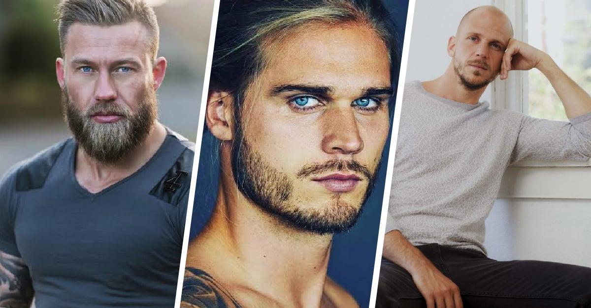 Imágenes que demuestran que los hombres nórdicos son perfectos