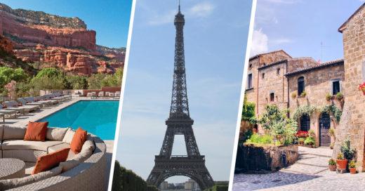 10 lugares que tú y mamá podrán disfrutar