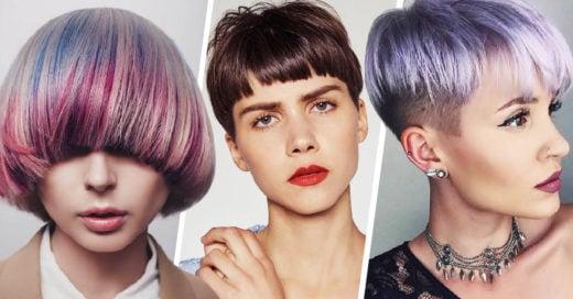 La última tendencia en cortes de cabello incluye el regreso del estilo 'bowl'