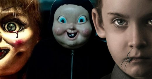 15 Películas de terror para maratonear en Halloween
