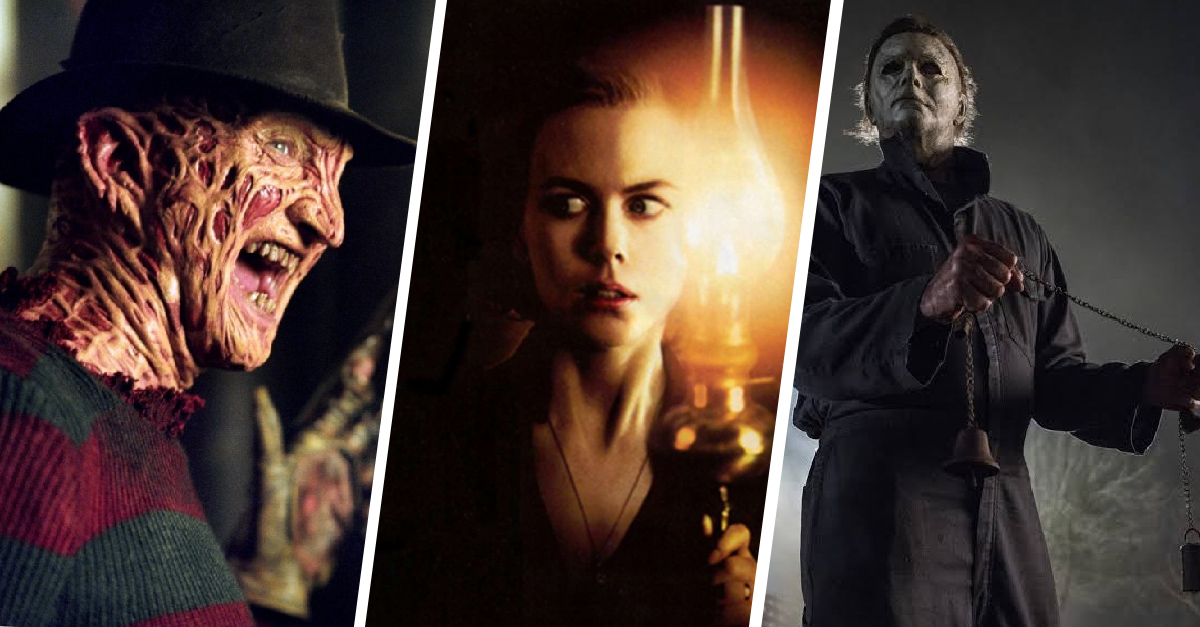 Películas perfectas para ver en octubre antes de Halloween