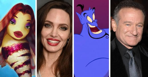 25 Actores de doblaje idénticos a sus animaciones