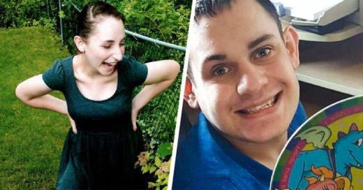 Rompió el plato de su hermano con autismo, así encontró uno igual