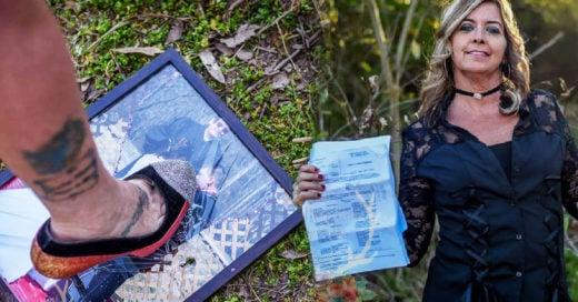 Mujer realiza atrevida sesión de fotos por su divorcio y se vuelve viral
