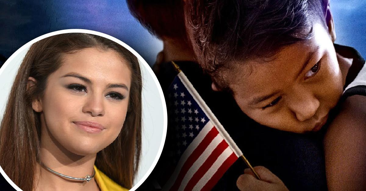 Selena anuncia 'Living Undocumented', la nueva serie que produjo para Netflix