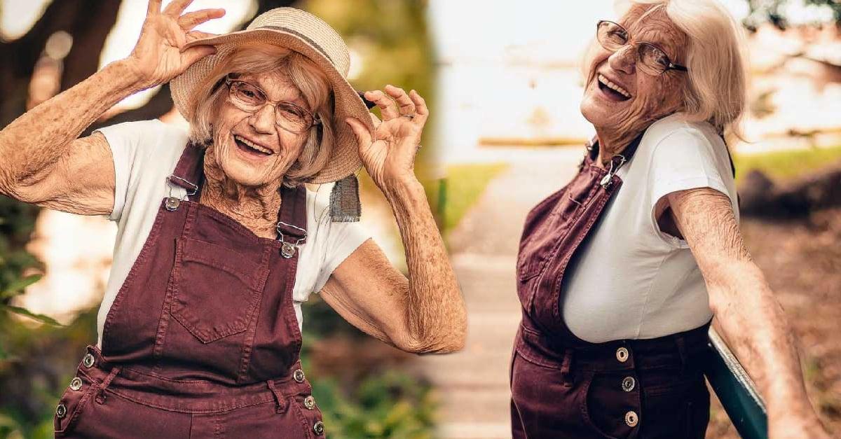 Mujer de 90 años revela el secreto para vivir mucho: ser soltera