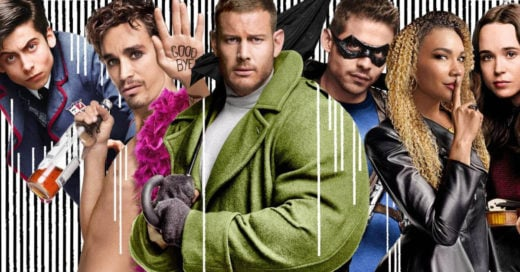 'The Umbrella Academy' presenta a tres nuevos personajes