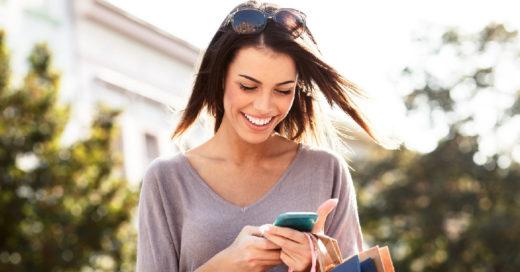Si tu novio no te envía tantos mensajes de WhatsApp ¡no te preocupes! te ama más