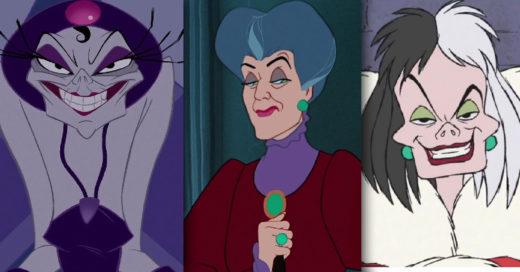 Las ocho villanas de Disney más glamourosas