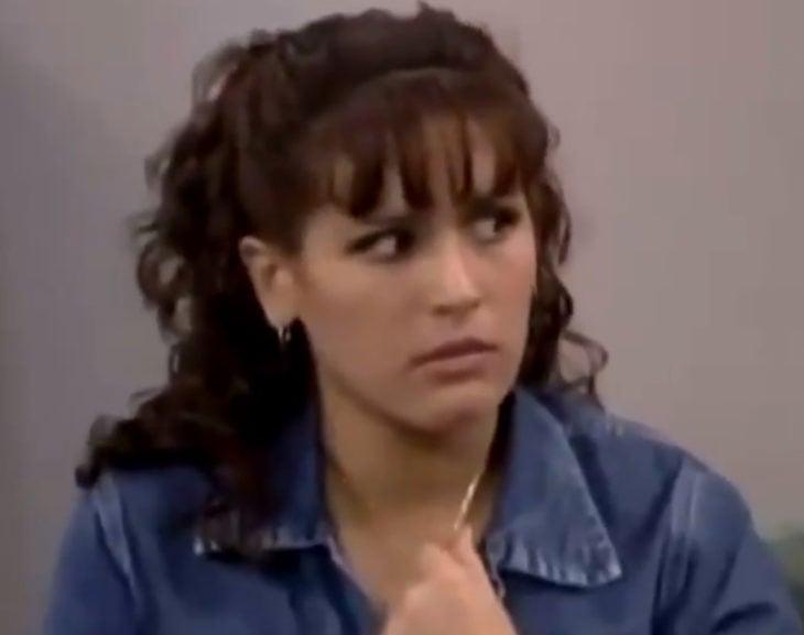 Meme dramático de telenovela mexicana Amigas y rivales; Angélica Vale; Wendy Nayely Pérez