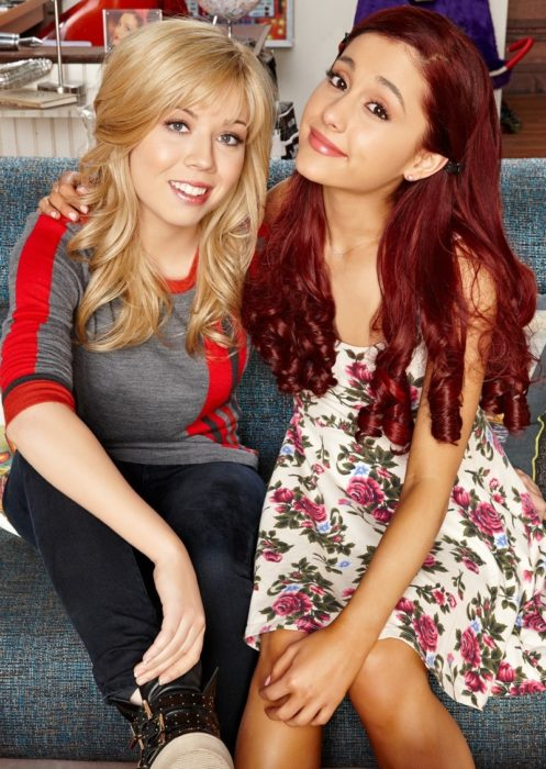Ariana Grande y Jennette McCurdy